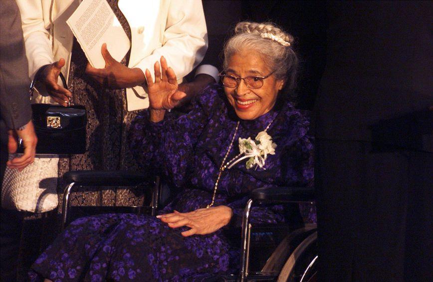 Rosa Parks svojim je potezom promijenila svijet