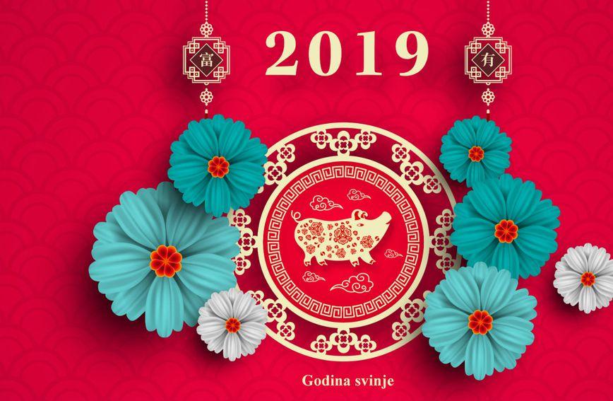 Po kineskom horoskopu ulazimo u godinu svinje