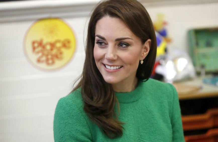 Catherine Middleton posjetila je osnovnu školu Lavender u Londonu