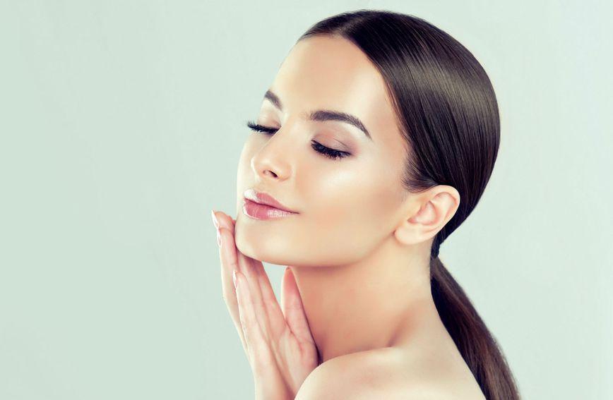Zdrava i sjajna koža lica