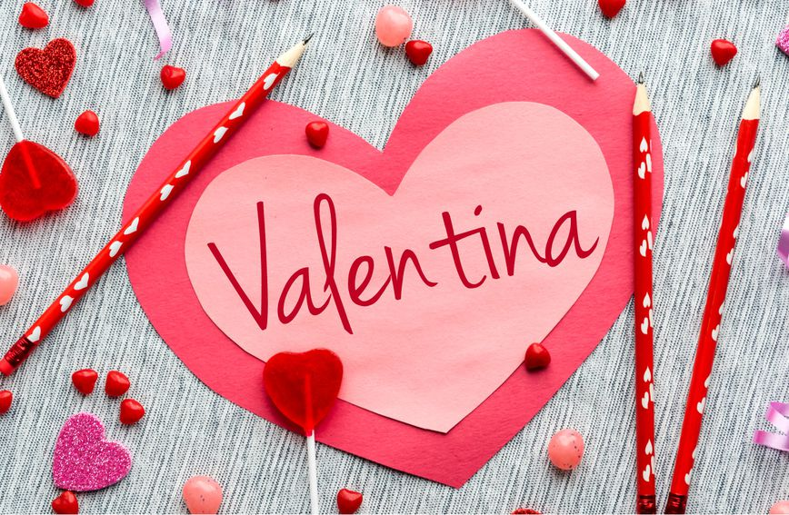 Na Dan zaljubljenih 14. veljače imendan slave Valentine