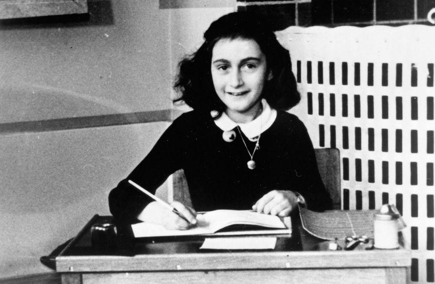 Anne Frank simbol je otpora protiv nacizma