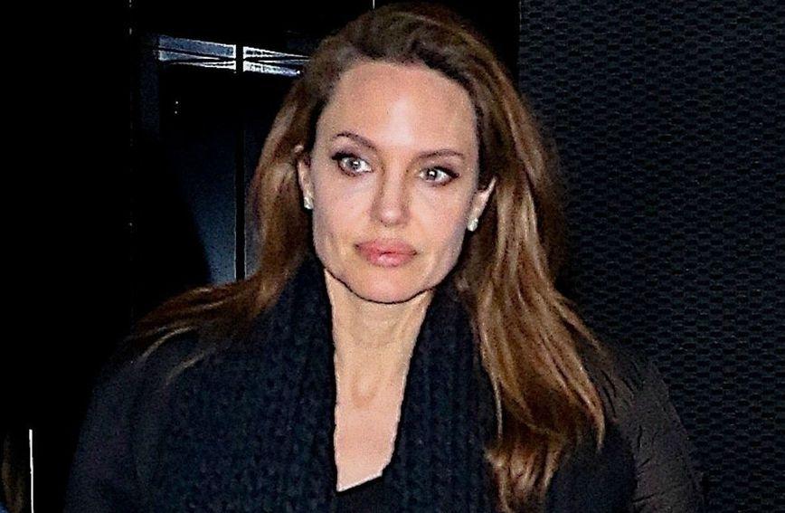 Angelina Jolie voli nositi odjeću u neutralnim bojama