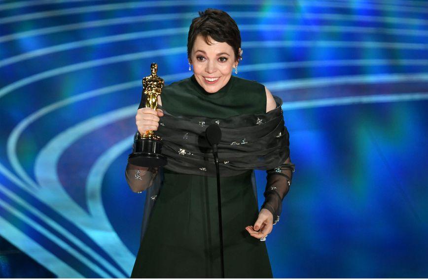 Olivia Colman na 91. dodjeli nagrada Oscar