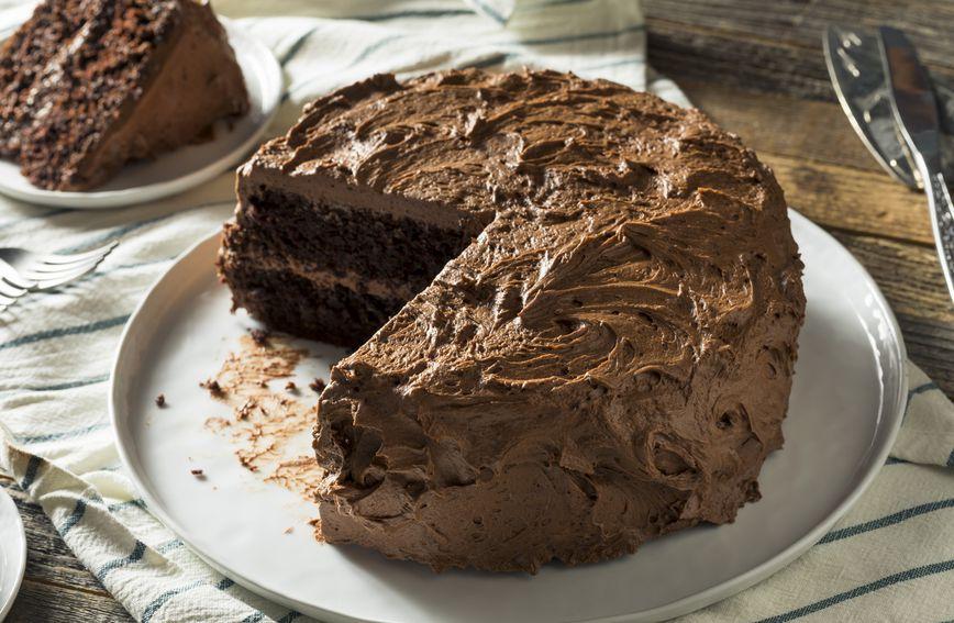 Starinska torta od čokolade
