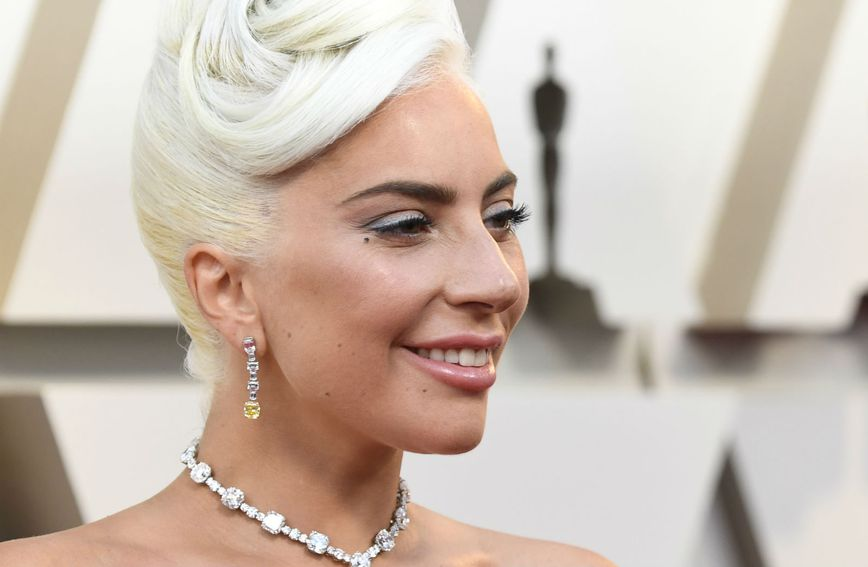 Lady Gaga na dodjeli Oscara