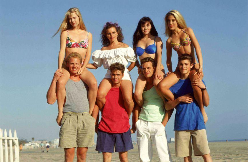 Originalna postava serije Beverly Hills vraća se na male ekrane