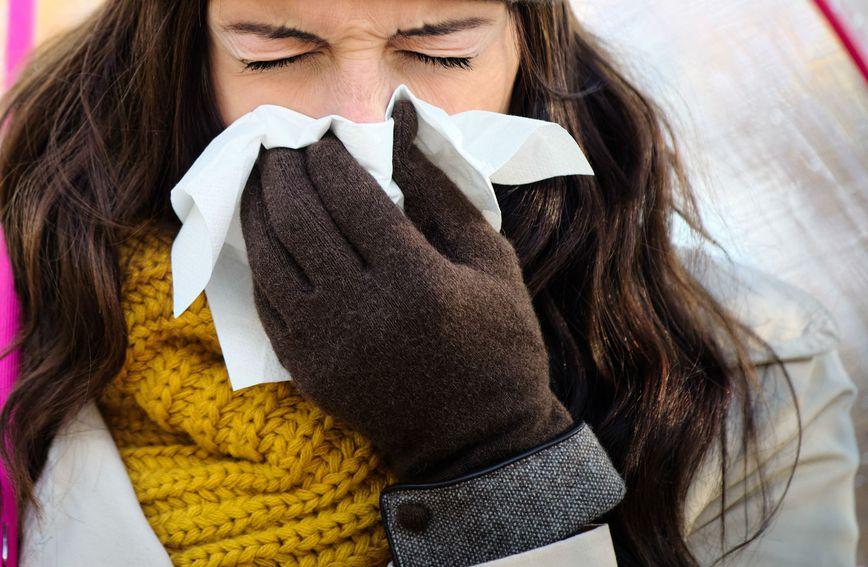Prehlada u prosjeku traje oko 10 dana
