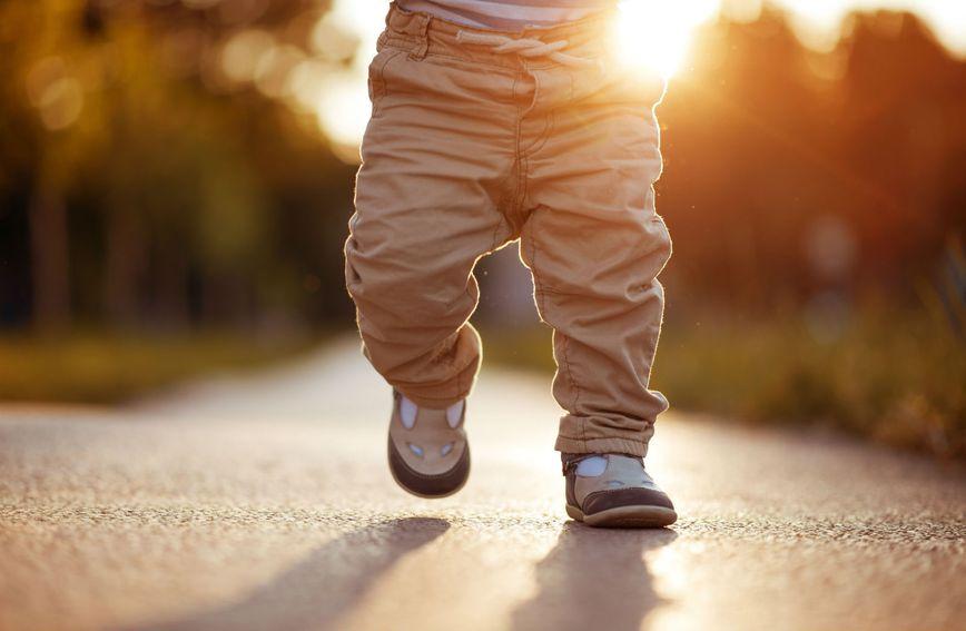Roditelji svom djetetu moraju dopustiti da nauči kako se pada