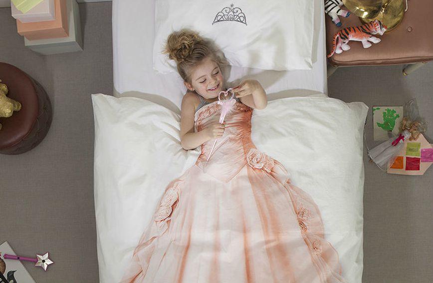 Dječja posteljina Snurk u kojoj se klinci pretvaraju u vile, astronaute i druge junake