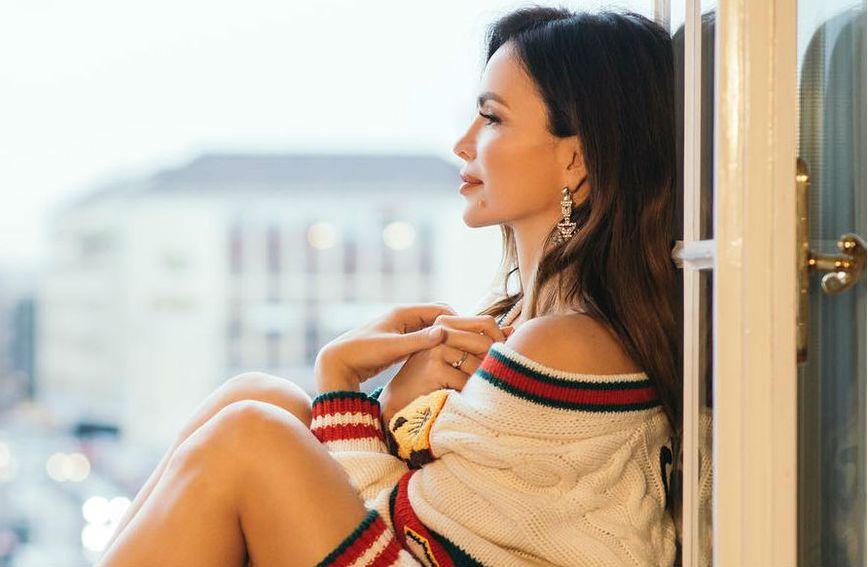 Severina u kardiganu Gucci kakav nosi i Jennifer Lopez