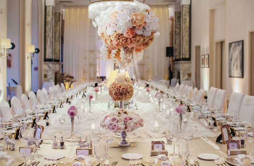 Kozmopolitsko ozračje hotela Esplanade za bajkovito vjenčanje (Foto. Esplanada)