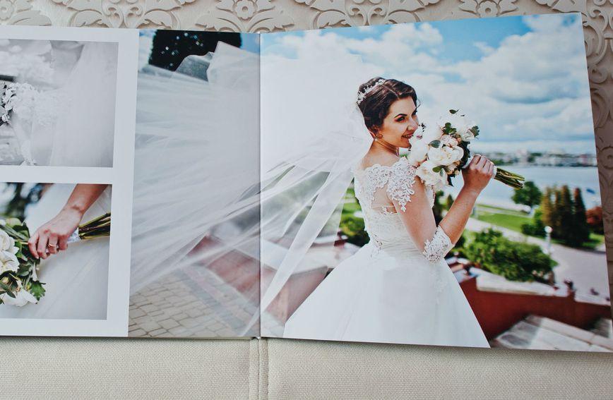 Fotografije s vjenčanja na kraju završe u photobooku