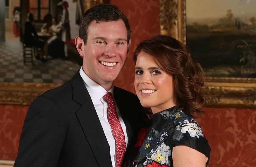 Princeza Eugenie i njezin zaručnik Jack Brooksbank