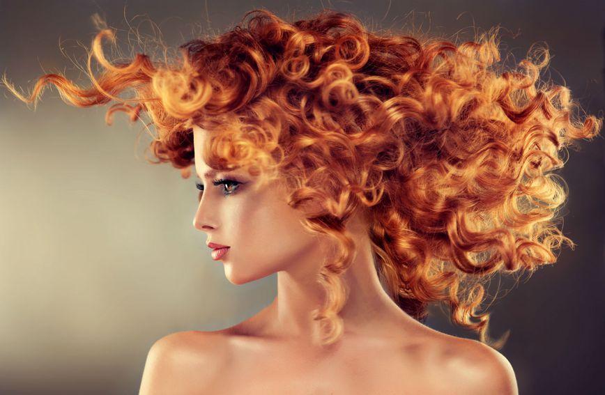 U 2019. u trendu su i dalje sve varijacije crvene boje kose