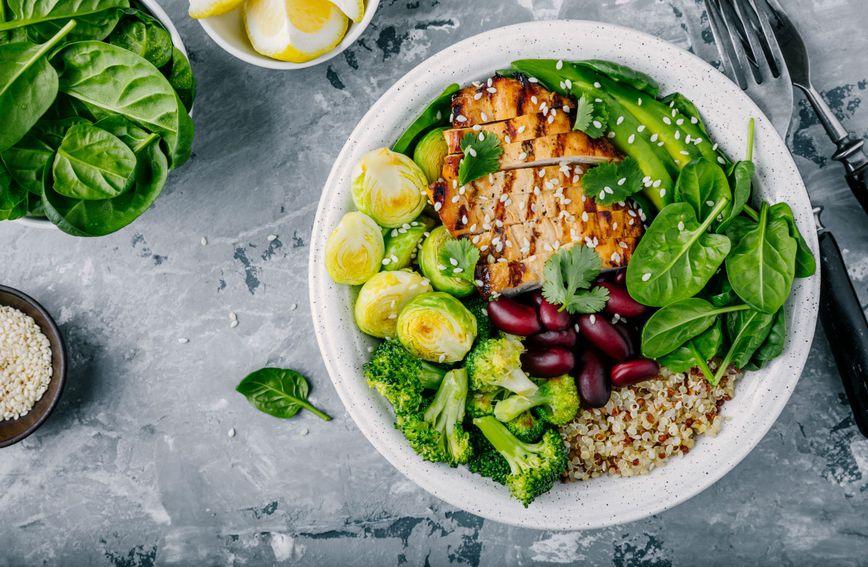 Zdrava prehrana igra veliku ulogu u mršavljenju