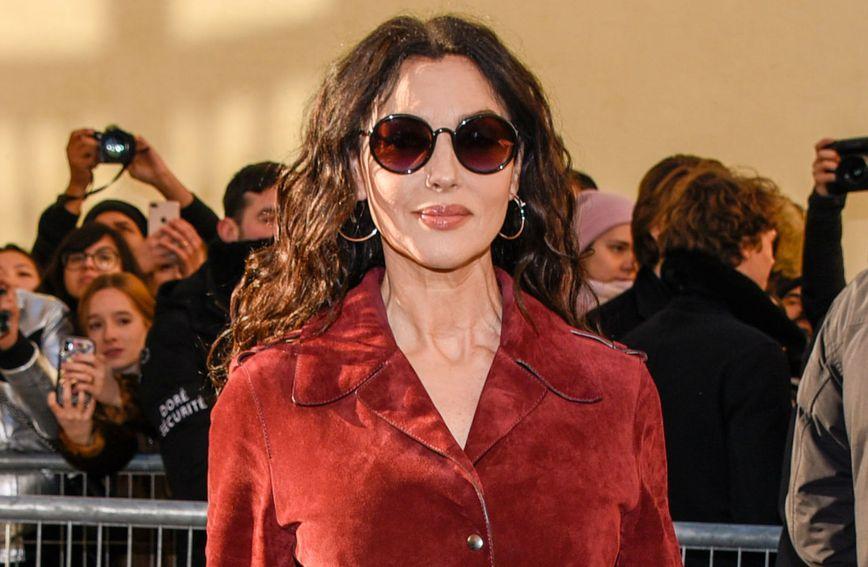 Monica Bellucci u Parizu
