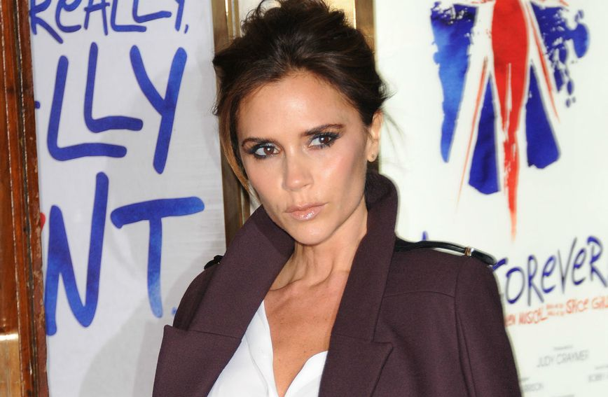 Victoria Beckham voli nositi