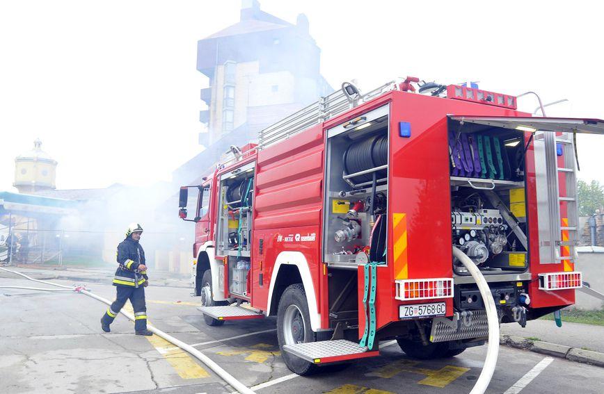 Vatrogasci nas svakodnevno čuvaju od svih opasnosti
