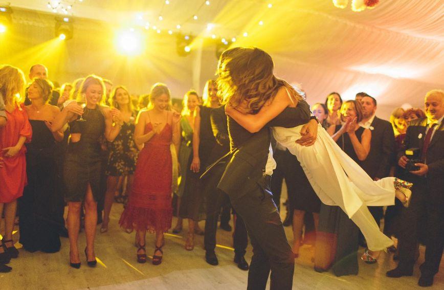 Prvi ples jedan je od najčarobnijih trenutaka velikog dana