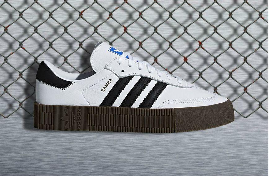 Adidas Samba tenisice postaju adidas SAMBAROSE