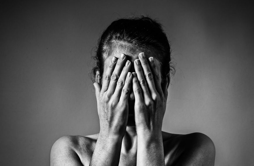 Žena žrtva obiteljskog nasilja