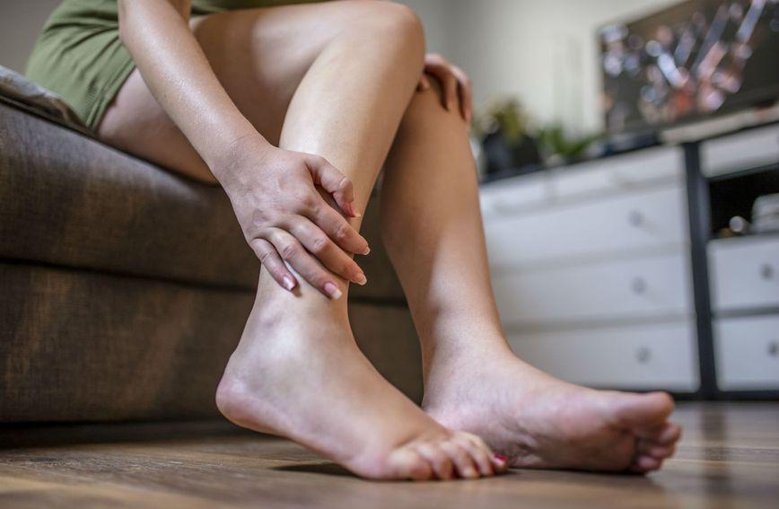 Natečenost nogu s vrućim se danima može još više pogoršati