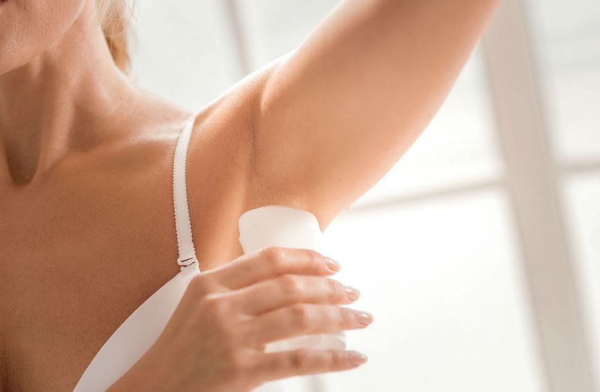 Ljetne dane ne možemo zamisliti bez dezodoransa