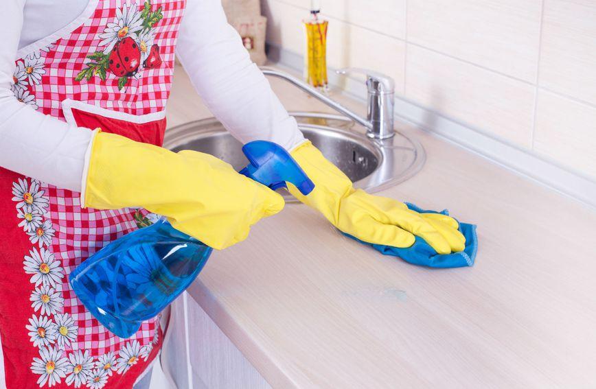 Kod čišćenja doma najvažnije je spriječiti širenje 'loših' mikroba