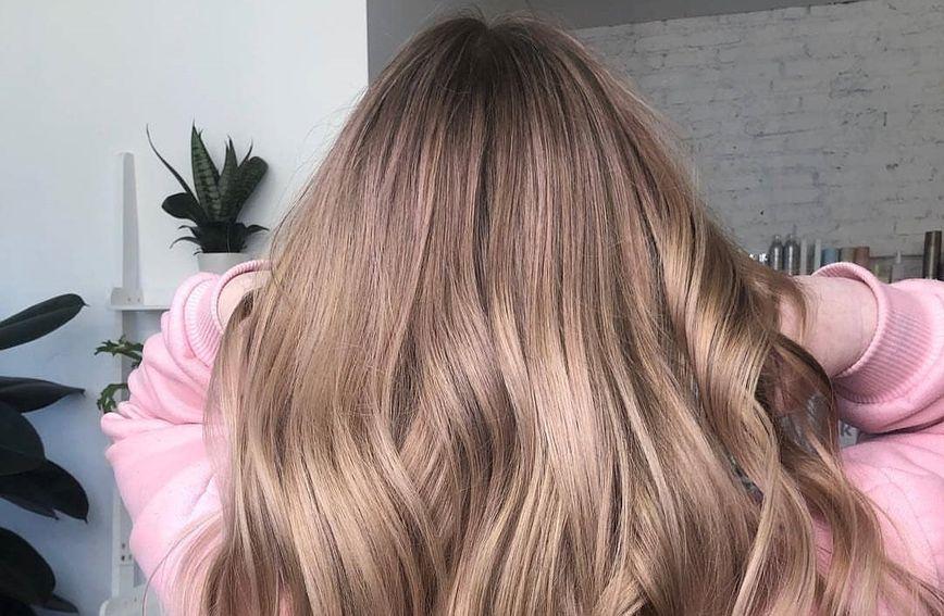'Goli' balayage ljetni je trend u bojenju kose