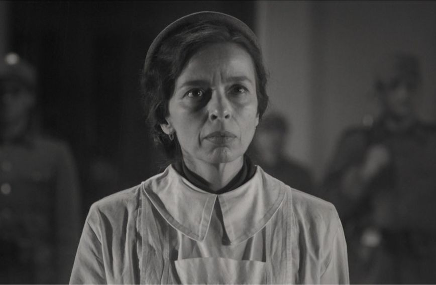 Alma Prica u sceni iz filma Dnevnik Diane Budisavljević