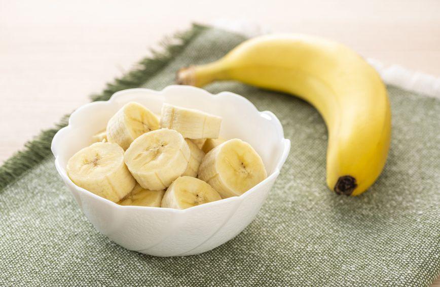 Banane sadrže mnogo više šećera od, primjerice, naranča ili šumskog voća