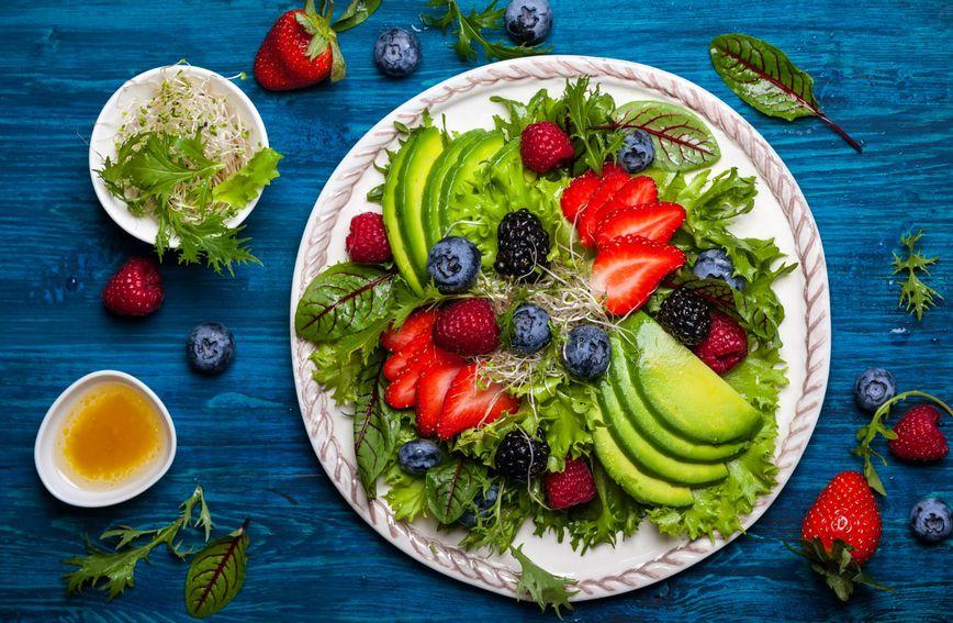 Uključite više zdravih namirnica u svoju prehranu
