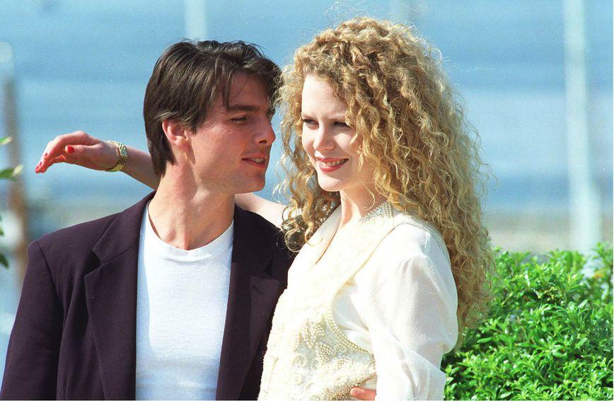 Nicole Kidman s bivšim suprugom Tomom Cruiseom