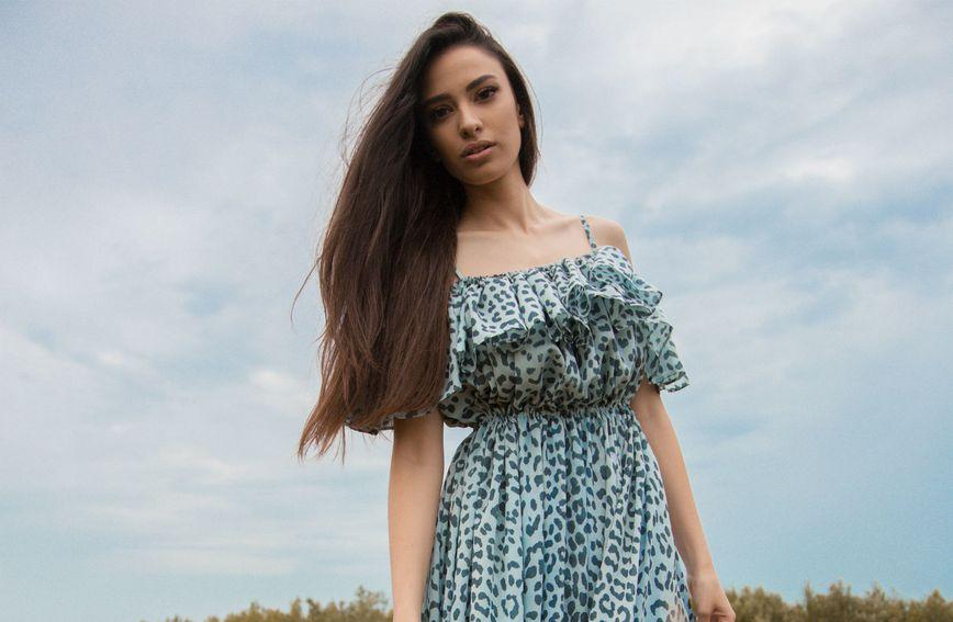 Kolekcija za ljeto lepršavih i romantičnih haljina Lilith by Katarina Baban