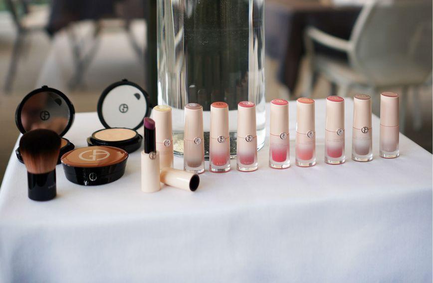 Giorgio Armani beauty linija Neo Nude za najprirodniji make-up