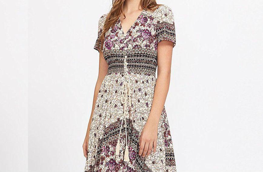 Hit-haljina od 192 kune dostupna u čak 28 uzoraka