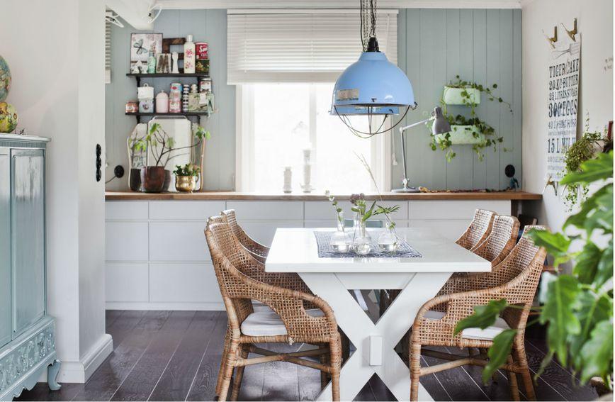 Ideje kako vrtni namještaj unijeti u unutrašnjost doma