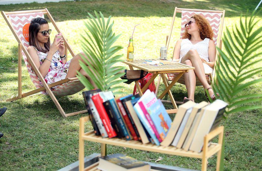 More knjiga održava se od 29. lipnja do 8. srpnja na Zrinjevcu