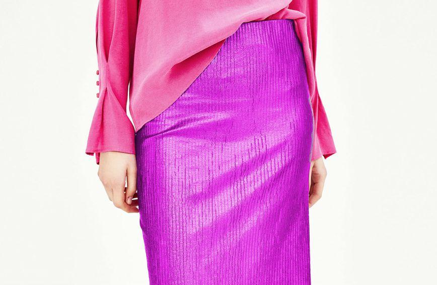 U suknji upečatljive boje ne možete ostati neprimijećeni