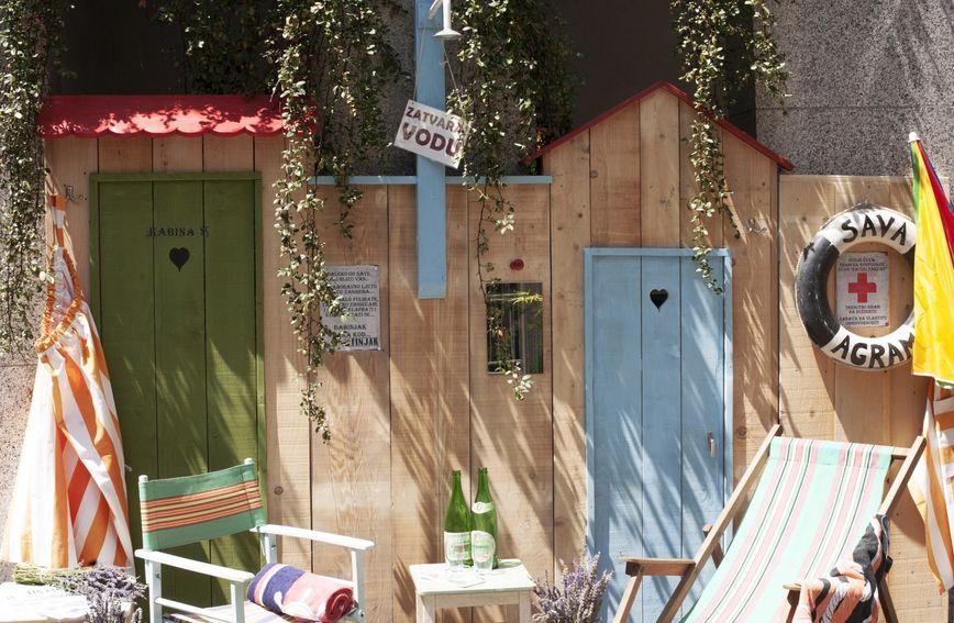 Bezbrižno ljeto u retro okruženju kafića 'Finjak'