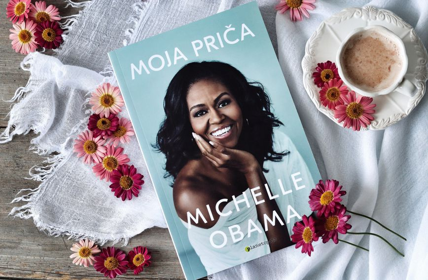 Michelle Obama \'Moja priča\'