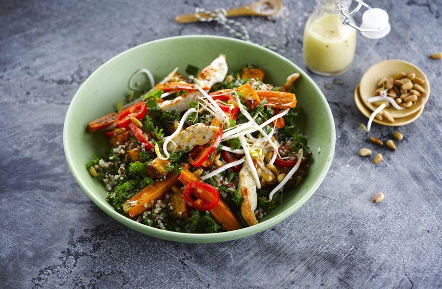 Zasitna i zdrava: Salata za mršavljenje nakon koje nećete ostati gladni
