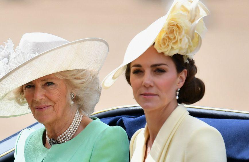 Vojvotkinja od Cornwalla i vojvotkinja od Sussexa na ovogodišnjoj paradi