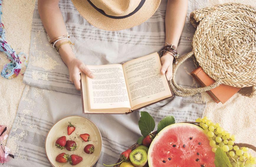 Ljeto je idealno vrijeme za 'gutanje' knjiga