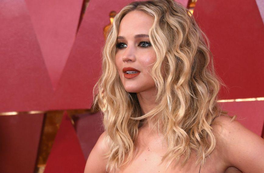 S uvojci Jennifer Lawrence