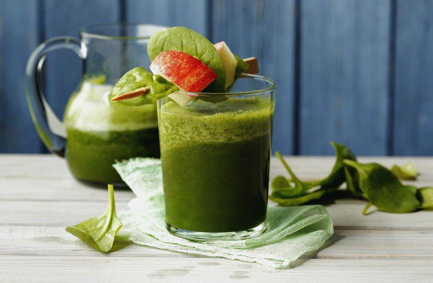 Ukusni napitak od voća i povrća prepun vitamina i minerala