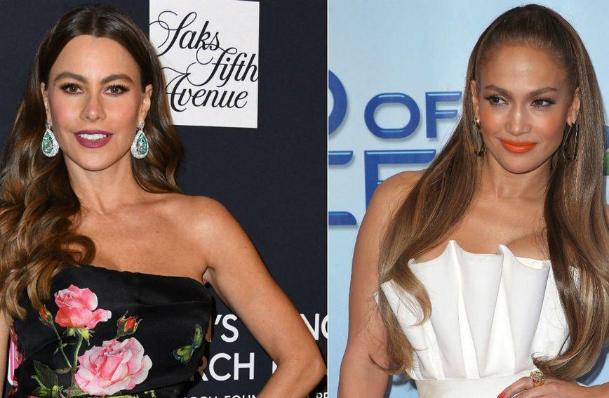 Sofia Vergara i Jennifer Lopez vole nositi sličan model traperica