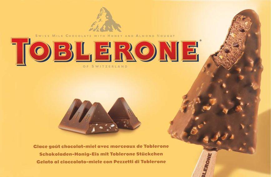 \'Toblerone\' sladoled