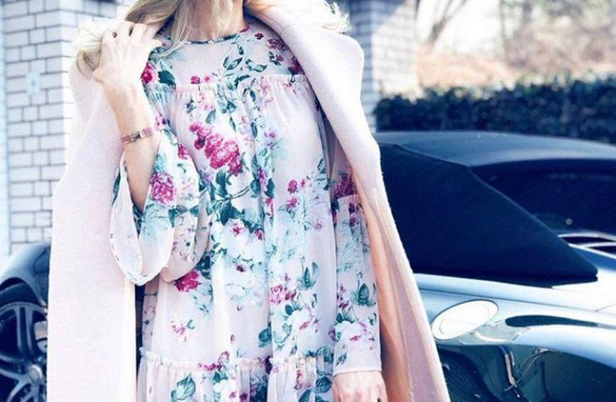 Popularna haljina s cvjetnim uzorkom iz H&M-a